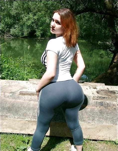 Big Ass In Tight Jeans Big Ass In Yoga Pantshappy Humpday Girl With Big Ass In Yoga Pants