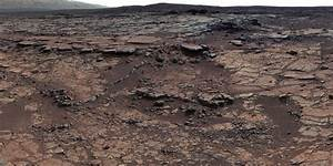 Scientist Sees Possible Signs Of Ancient Life On Mars In ...