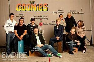 Where are they now??? The cast of Goonies, all grown up ...