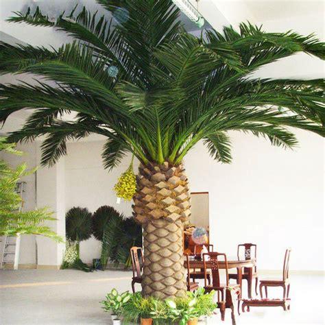 pvc grande ext 233 rieur artificiels faux arbres palmier
