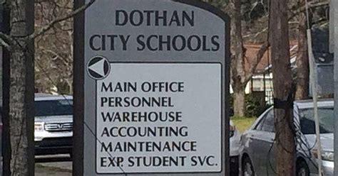 dothan city school leaders vote consolidate schools
