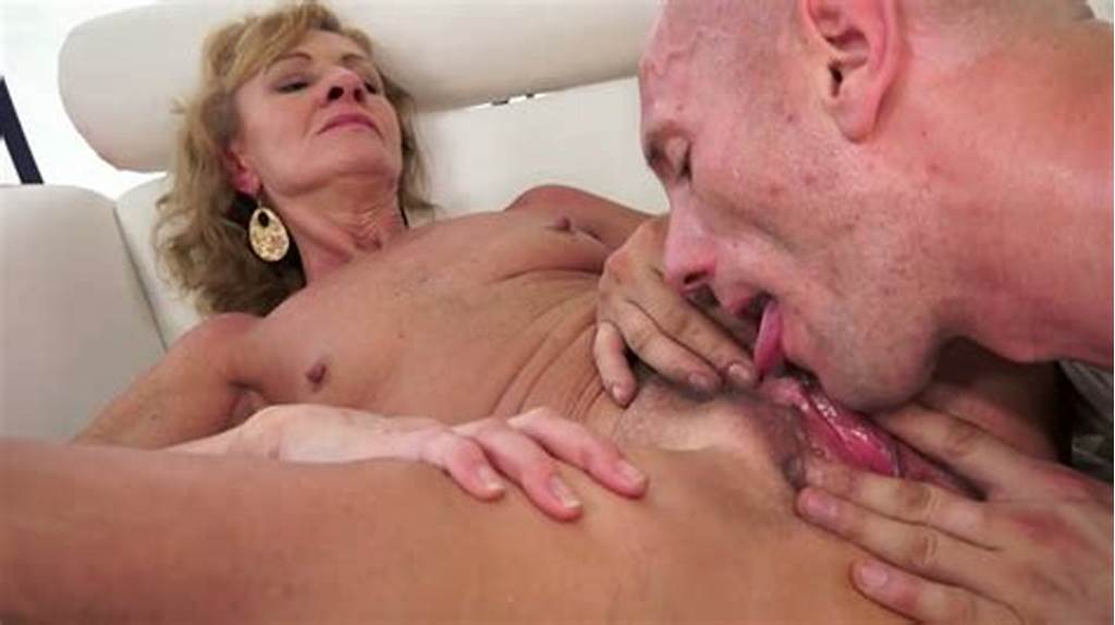 #Lustful #Granny #Katherin #Gets #Her #Ruined #Snatch #Hammered #By