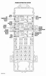 96 Jeep Grand Cherokee Laredo Fuse Box Diagram