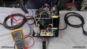 Powerwise Charger Board And Diagnostic How To Repair Or