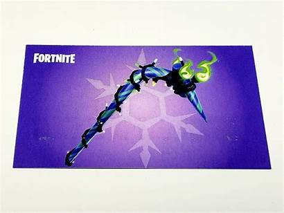 Pickaxe Minty Wallpapers Fortnite Merry Mint