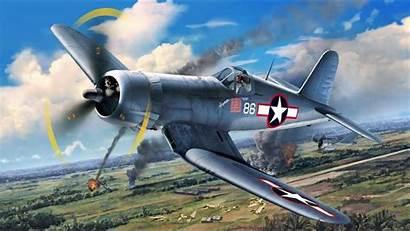 Corsair F4u Vought 1a Revell 1d Boyington