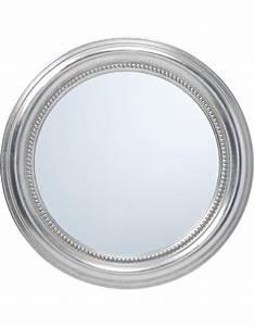 Spiegel Rund 80 Cm : spiegel rund 50 cm mit silberner leiste walther fotoalben ~ Bigdaddyawards.com Haus und Dekorationen