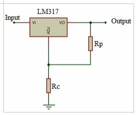 Lithium Ion Battery Charger Circuit Lm317  lithium ion