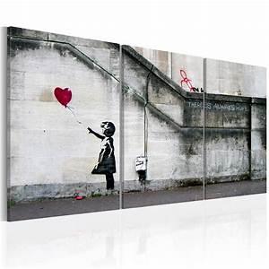 Bilder Xxl Leinwand : leinwand bilder xxl fertig aufgespannt bild mural banksy grafitti 020115 9 ebay ~ Frokenaadalensverden.com Haus und Dekorationen