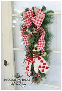Christmas Door Decorating Ideas You Will Love