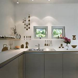 Kitchen wall decor ideas interior design for Kitchen wall decor ideas