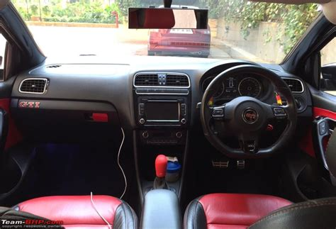 volkswagen polo modified interior my vw polo gt tsi modified page 7 team bhp