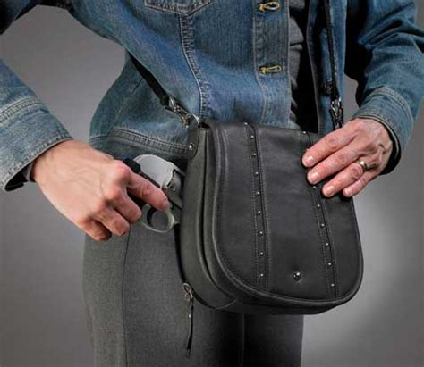 simple bling concealed carry purse athenas armory