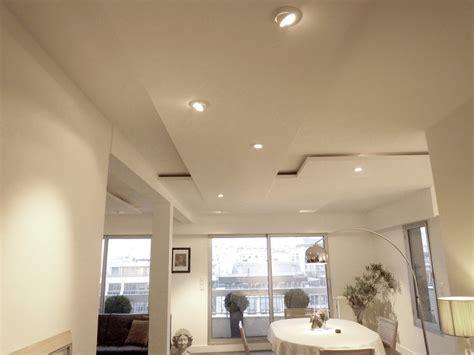 eclairage cuisine plafond eclairage faux plafond cuisine merci pour votre aide 38