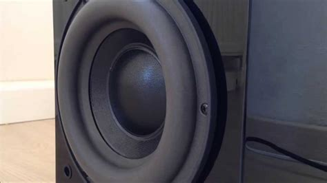 Best Subwoofer One Of The Best Subwoofer Of The World Test