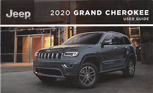 2020 Jeep Grand Cherokee User Guide Owner U0026 39 S Manual Original