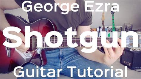 Shotgun Guitar Lesson/tutorial/chords/how To
