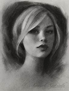 74 best Charcoal Drawings images on Pinterest | Pencil ...