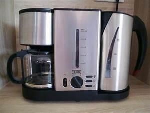 Kaffeemaschine Und Wasserkocher In Einem Gerät : fr hst cks 39 station 39 in angesagter edelstahl optik ~ Michelbontemps.com Haus und Dekorationen