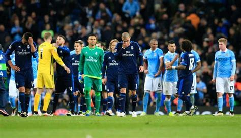 Without Ronaldo, Real Madrid hold Manchester City 0-0 in ...