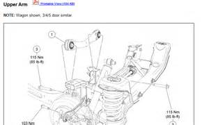 2007 Ford Focus Rear End Dances Like Bump Stear There Is A