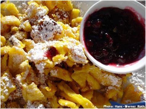 cuisine autrichienne kaiserschmarren recette de crêpes autrichienne