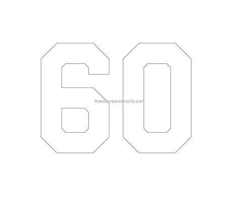 football  number stencil freenumberstencilscom