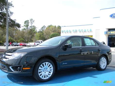 2010 ford fusion paint colors
