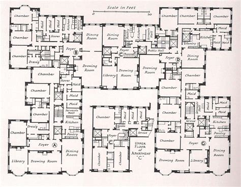 floor plan blueprint the devoted classicist kissingers at river house floor