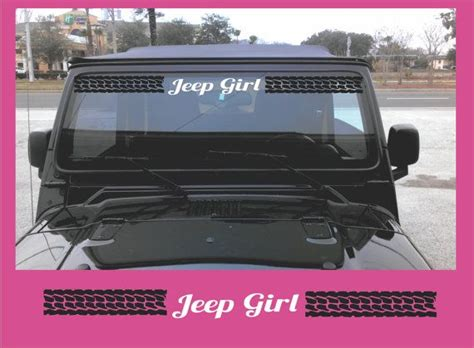 jeep sticker ideas 17 best images about erica 39 s jeep stickers on pinterest