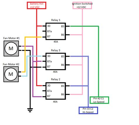 Pin Relay Wiring Diagram Here Picture Looks