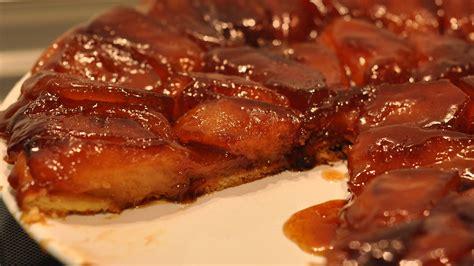 recette de la tarte tatin aux pommes caram 233 lis 233 es