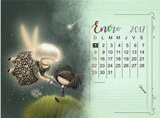 CALENDARIOS 2017 y 2018 – Calendario PURO PELO 2017
