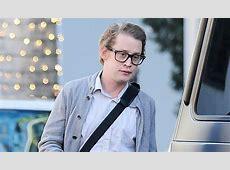 Macaulay Culkin Catches a Ride from Girlfriend Brenda Song