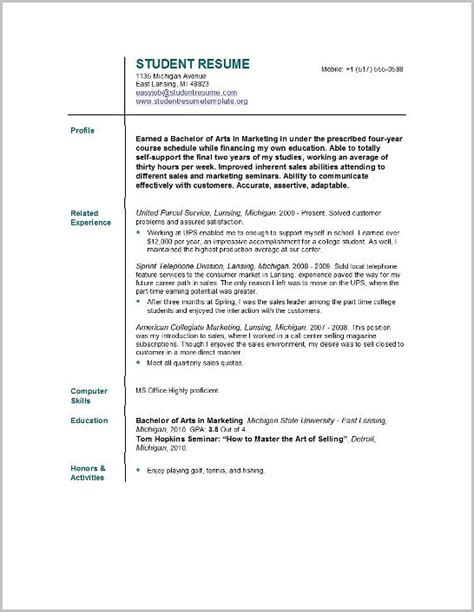 12057 high school student cover letter exles free resume builder for students 28 images high school