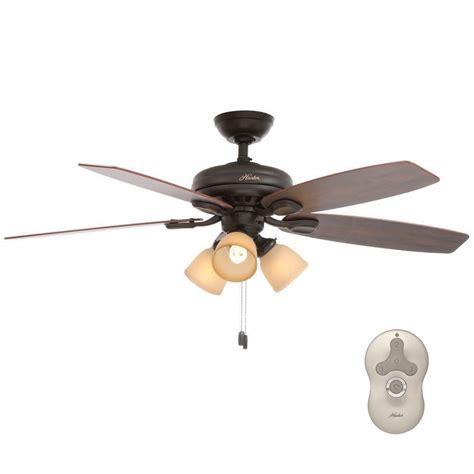 Hunt Lighting by 52006 Highbury 52 In Indoor New Bronze Ceiling Fan
