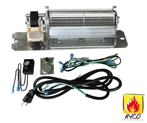 wood fireplace blower kit gz550 replacement fireplace blower fan kit for continental