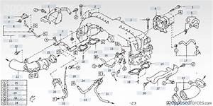 Subaru Legacy  2005 Subaru Legacy Gt Intake Manifold Diagram