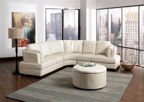 canapé cuir arrondi le canapé d 39 angle arrondi comment choisir la meilleure