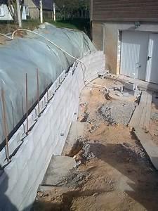 Mur En Béton : mur de soutenement en bloc beton con bascobloc b ton basco b arnais e soutenement2 886x593px mur ~ Melissatoandfro.com Idées de Décoration