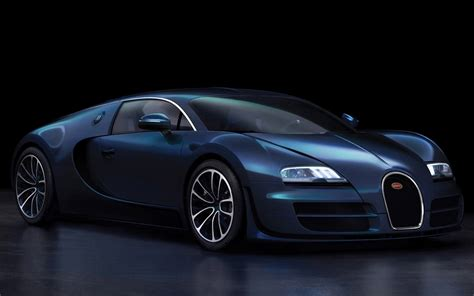 This micro scalextric set features two leading cars, both in dazzling colours. bugatti veyron blue | Cool Car Wallpapers