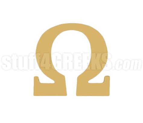 letter before omega omega psi phi 0 75 quot image mascot lapel pin with omega 27787