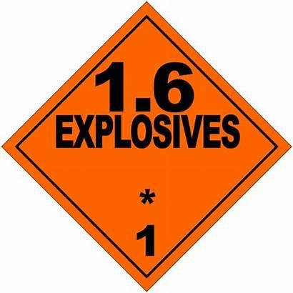 Class Explosives Dangerous Goods Hazardous Imdg Code