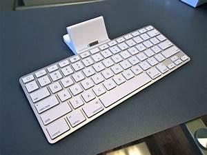 apple ipad keyboard dock not