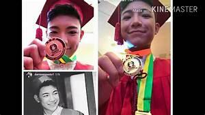 Watch Darren Espanto Graduated in High School with flying ...