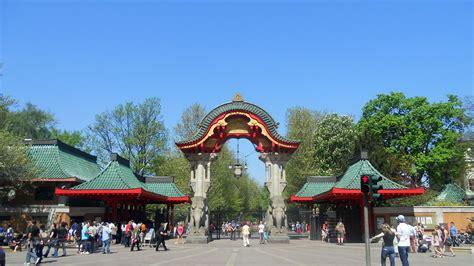 Zoologischer Garten ( Zoo In Berlin )