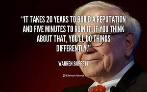 Inspire Master: 6 Warren Buffett Quotes