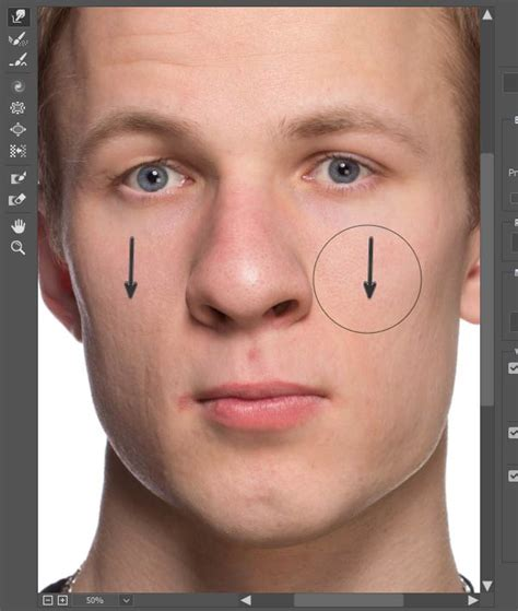 How To Make Someone Look Older In Adobe Photoshop
