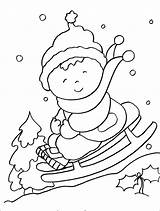 Winter Preschool Coloring Printable Pages Preschoolers Season Worksheets Crafts Activities Colouring Clothing Dessin Kindergarten Craft Pe Toddler Print Coloriage Children sketch template