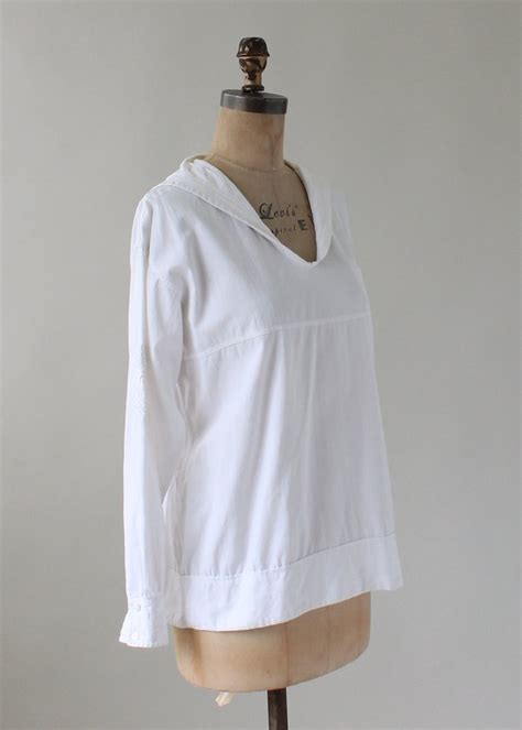 middy blouse vintage 1920s tar togs middy blouse raleigh vintage